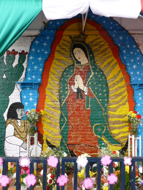 "Could the enduring popularity of the name Guadalupe - ""Lupe"" or ""Lupita"" for short - have something to do with the grip of the Virgin of Guadalupe on Mexican   spiritual consciousness?"