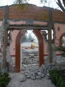 After a month of grieving the loss of their sanctuary, the congregation began making plans to rebuild