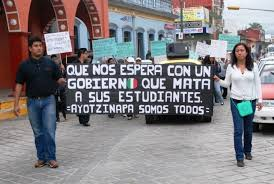 """What Can We Hope for From a Government that Kills its Students? WE ARE ALL AYOTZINAPA"""
