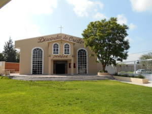 Peniel front of church