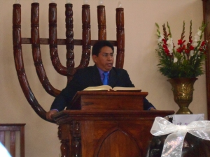 Pastor Rojelo Florez