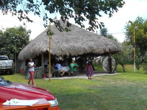 in this Palapa, we held the 7th Anaversary  for Adulam