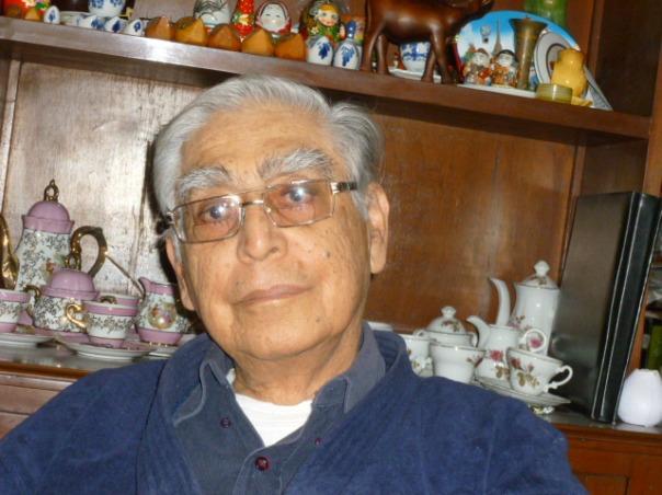 Hemer Ernesto Sierra Silva of San Luis Potosi, SLP México, 1934 - 2016