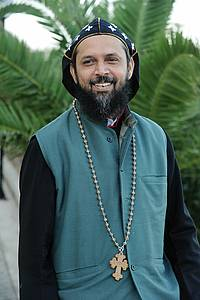 Bishop Mor Coorilos of the Syrian Orthodox Church is Chair of the Commission