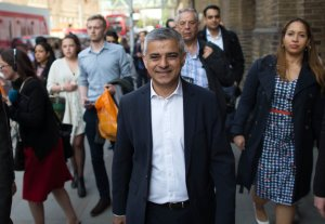Son of a Muslim immigrant bus driver Sadiq Khan has just been elected Mayor of London